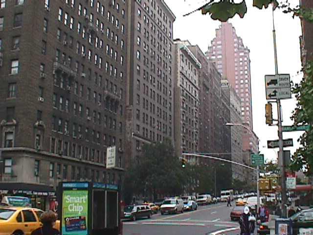 1997年のニューヨーク